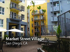 Market Street Village Apartments