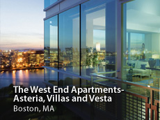 The West End Apartments-Asteria, Villas and Vesta