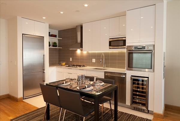 3 Apartment in Midtown West